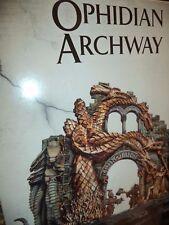 Ophidian Archway - Warhammer Age of Sigmar Games Workshop Fantasy Model New!