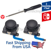 OEM Stick Rocker 3D Analog Joystick Thumb Nintendo Switch Joy-Con Controller USA