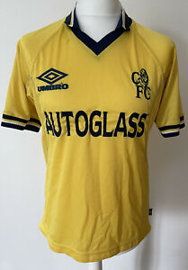 Chelsea 1998/00,3rd Kit,Umbro,Small Football Shirt..Good Condition