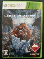 Lost Planet 3 Capcom japonais Xbox 360