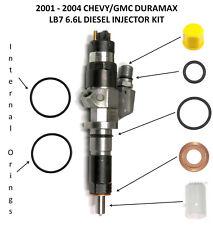 2001-2004 6.6 Duramax LB7 Injector Rebuild Kit