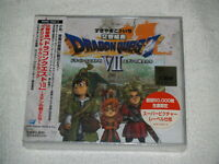 Dragon Quest VII 7 PS1 Sony Japan Import PlayStation NTSC-J - New Sealed