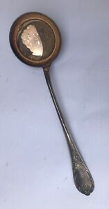French Christofle Marly serving soup ladle 33 cms