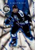1997-98 Pinnacle Totally Certified Platinum Blue Chris Gratton 1443/3099 #84
