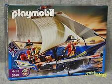 Playmobil 5140 ROTROCK-KANONENSEGLER Piraten Boot Segler Schiff Neu