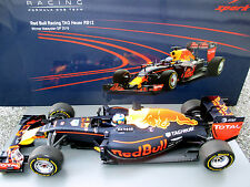 1/18 red bull racing rb12 #3 D. Ricciardo winner gp malasia 2016 Spark 18s251!