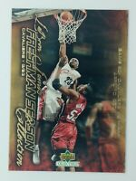 2003-04 Upper Deck Freshman Season Collection Lebron James Rookie RC #84, CAVS