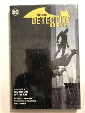 BATMAN Detective Comics Vol 9 Gordon At War (2016 DC, Hardcover) NEW & SEALED