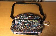 Marvel Comics Messenger Bag Spider-Man Ghost Rider X-Men Thor Iron Man