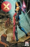 X-MEN #3 JAY ANACLETO VARIANT NM PSYLOCKE WOLVERINE JEAN DEADPOOL ROGUE GAMBIT