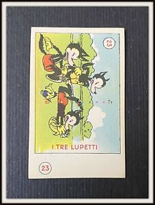 ⭐ Figurina PREMIO TOPOLINO # 23 - Elah Disney 1936 - DISNEYANA.IT ⭐
