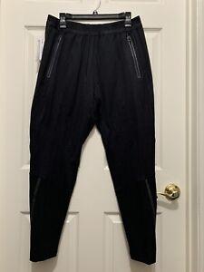 Nike Sportswear Tech Pack Therma Sphere Pants Black Men Size L Large AR9825-010