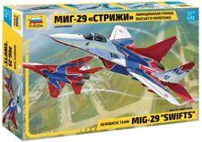 "1/72 MiG-29 ""Swifts"" Aerobatic Team  ZVEZDA 7310 Plastic Model kit"