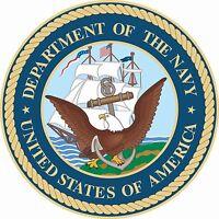 United States Navy Helmet Vinyl Decal Sticker Car Truck Window