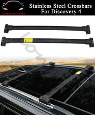Fits for Land Rover Discovery 4 LR4 2010-2016 Crossbars Roof Rack Cross Bars