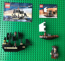 LEGO Pirates of the caribbean (30131) Jack Sparrows boat The Black Pearl (30130)