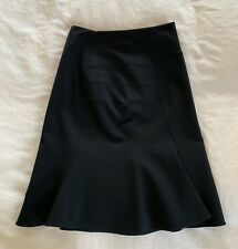 NWOT Roberto Cavalli Black Skirt