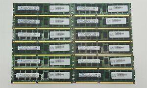 96GB 12*8GB PC3L-10600R DDR3-1333MHz 1.35V ECC Reg Cisco Samsung Server Ram