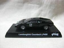 Lamborghini Countach LP400  THE CIRCUIT WOLF Kyosho 1:64 Scale Diecast Model Car