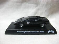 Lamborghini Countach LP400  THE CIRCUIT WOLF Kyosho 1:64 Scale Diecast Model Car
