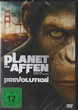 Planet der Affen - Prevolution - DVD - Neu und originalverpackt in Folie