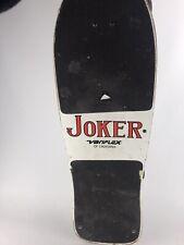 VARIFLEX JOKER VINTAGE SKATEBOARD 30 x 10 Black And White