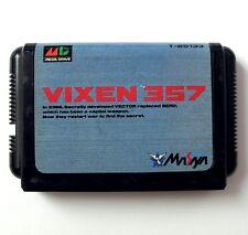 Rare : VIXEN 357 - Jeu pour Sega Megadrive - Game for Sega Mega Drive (JAP NTSC)