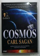 DVD Cosmos - Carl Sagan: Version extendida. remasterizada digitalmente