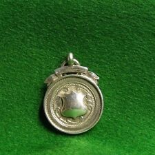 solid silver watch fob medal 5.1 g    no'66