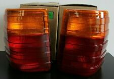 Taillights Mercedes Benz Brand New W123 T123 Wagon Set BNWB Tail Lights 78-85'