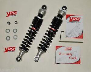 YSS Rear Adjustable Shocks Ideal For Race Track Bike Honda CB500 1994-2003