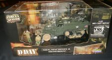 Forces of Valor US M16 Multiple Gun Motor Carriage Half Track Normandy 1944