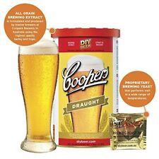 Coopers Beer Making Kits - 40 pints DRAUGHT Free P&P UK
