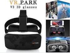 2017 Virtual Reality VR Box Park V3 3D Phone TV Video Glasses - Samsung Iphone