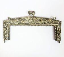 .900 Silver Vintage Purse Handle