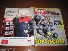 AUTOSPRINT 2010/21=FERRARI 599 GTO=RALLY PORTOGALLO/ADRIATICO=PUBBLICITA' FIAMM