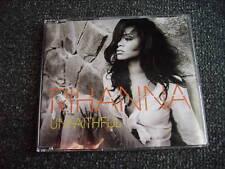 Rihanna-Unfaithful Maxi CD-Made in Germany