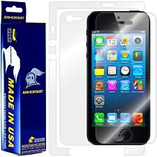 ArmorSuit MilitaryShield Apple iPhone 5 - Screen Protector + Full Body Skin! NEW