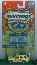 Matchbox Across America Arizona Isuzu Rodeo 048
