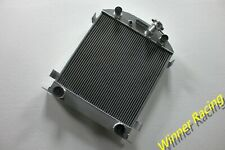 "3"" chopped radiator for Ford cars model A with 1932 grill&flathead engine 30-32"