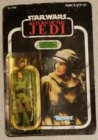 Vintage 1983 Star Wars Return of the Jedi Princess Leia Organa In Combat Poncho