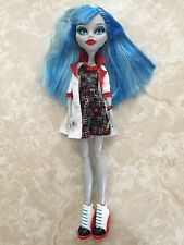 """Monster High 11"""" Doll GHOULIA YELPS MAD SCIENCE SCHOOL LAB"""