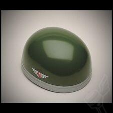 Davida (UK) Classic Half Helmet - British Racing Green Helmet