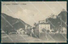 Brescia Valle Sabbia Vobarno cartolina QK6964
