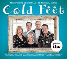 Cold Feet The Official Soundtrack CD - 2016