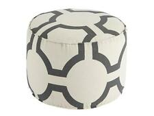 Traditional Design Charcoal Color Accent Pouf Living Room #A1000425 By Ashley
