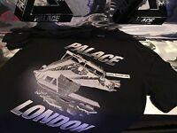 PALACE SKATEBOARDS FW16 LONDON WESTWAY XLARGE BLACK TRI FERG TEE T-SHIRT XL 2016