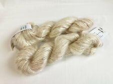 Prism Kid Slique rayon mohair blend yarn 2 skeins Antique