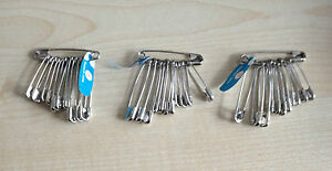 36no assorted SAFETY PINS Trusted UK Seller