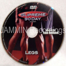 Supreme 90 Day Workout - Legs - New Dvd